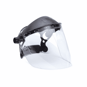 Rockwood Clear Face Protection Shield 31573