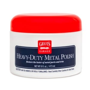Griots Metal Polish