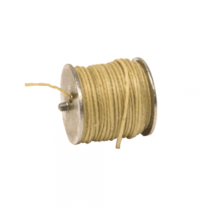 BOBBIN WITH COARSE THREAD 14yds