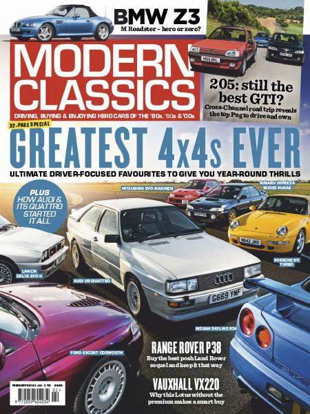 Modern Classics Magazine