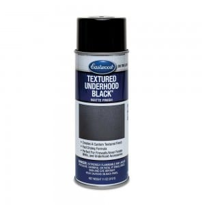 Eastwood Textured Underhood Black Aerosol