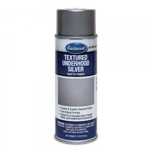 Eastwood Textured Underhood Silver Aerosol