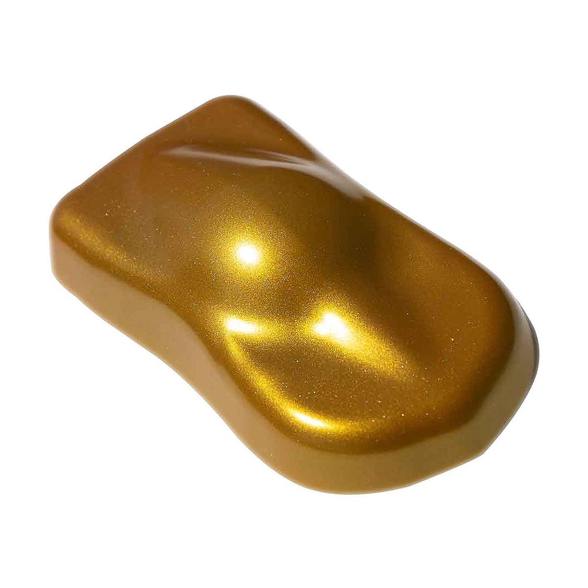 Eastwood Hot Powder Coat 3D Shimmering Metallic Halcyon Gold (8 oz.)