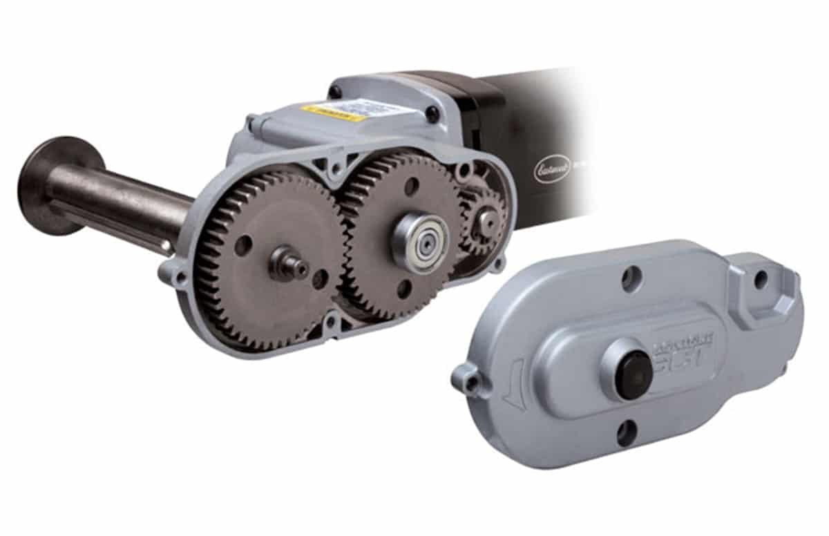 Eastwood SCT Direct Drive Gearbox