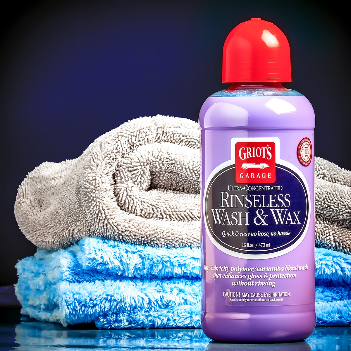 Griot's Garage Rinseless Wash & Wax System